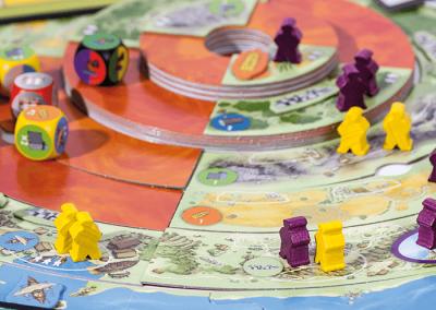 bordspellen Sunny Games